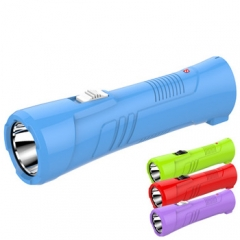 long life led Rechargeable flashlight
