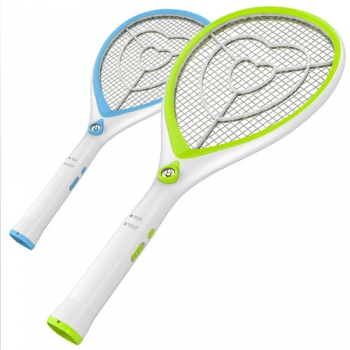1led rechargeable electric fly swatter