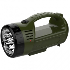 12LED + akumulator searchlight 9SMD