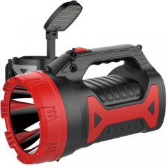 led searchlight  with 15W+24SMD ,7000mah, 16cs/ctn